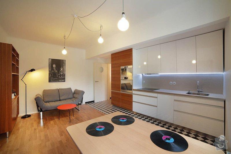Návrh interiéru funkcionalistického bytu : 03