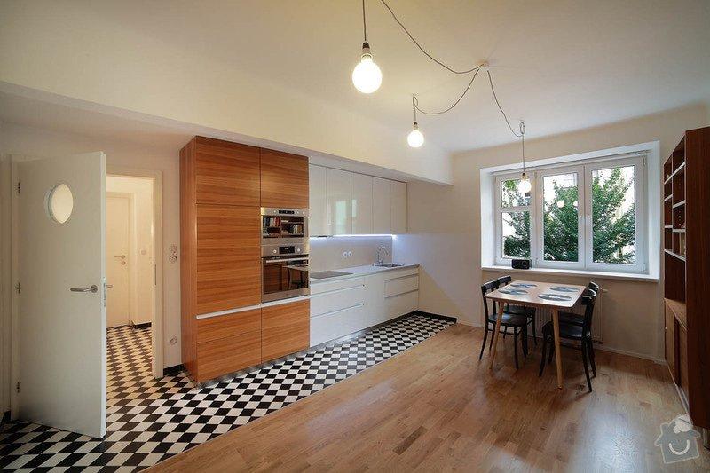 Návrh interiéru funkcionalistického bytu : 04