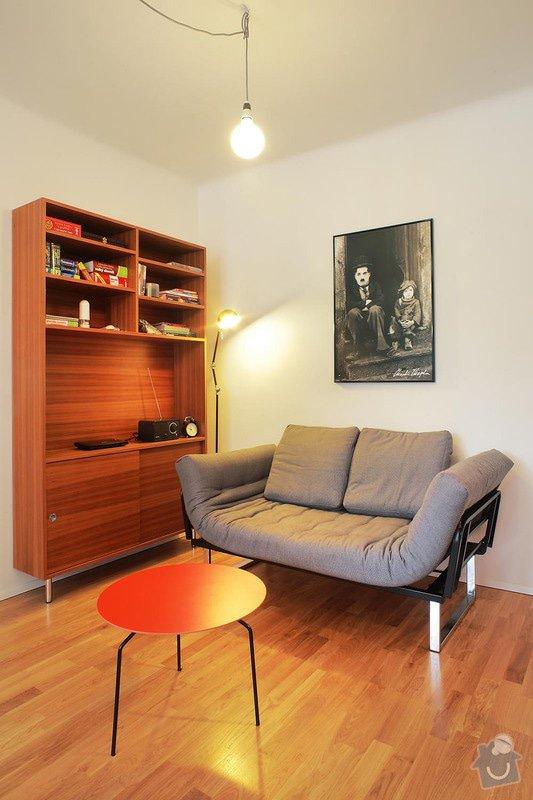 Návrh interiéru funkcionalistického bytu : 06