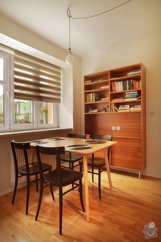 Návrh interiéru funkcionalistického bytu : 07