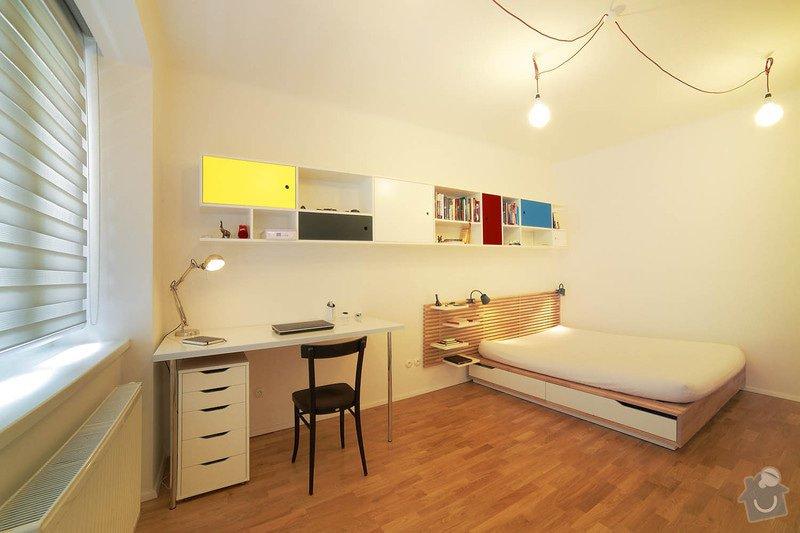 Návrh interiéru funkcionalistického bytu : 08