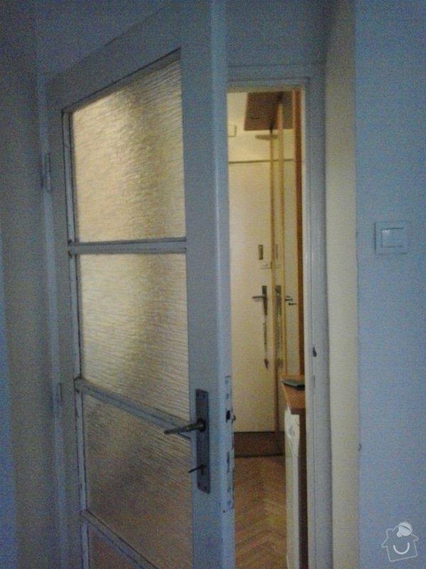 Výměna dveří a dodělání dvířek na poličku: 2013-11-03_16.33.27