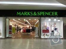 Rekonstrukce obchodů Marks&Spencer - OC Nový Smíchov Praha, OC Chodov Praha: MS_1