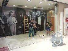 Rekonstrukce obchodů Marks&Spencer - OC Nový Smíchov Praha, OC Chodov Praha: MS4