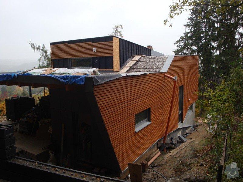 Zateplení a obklad domu: ob1