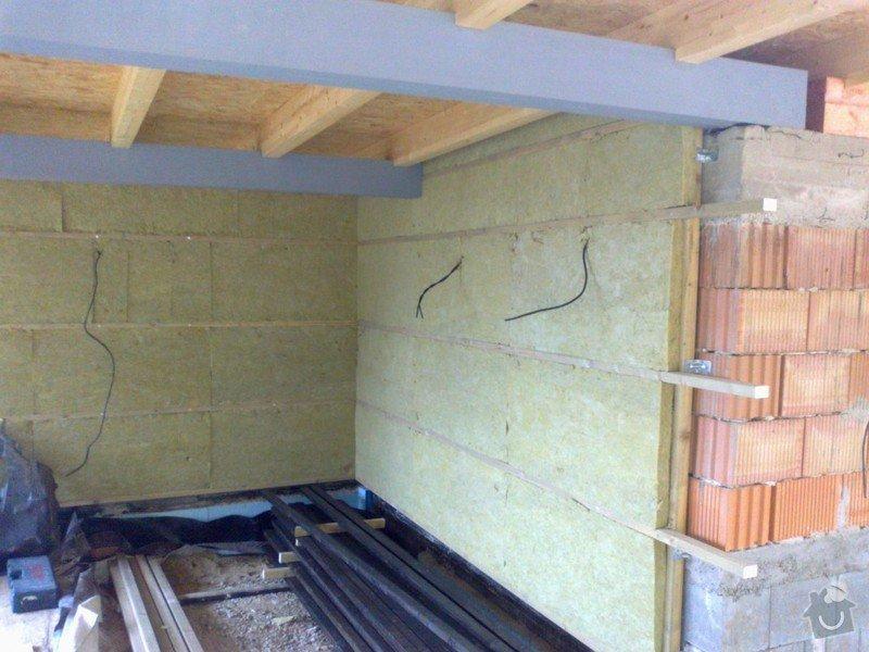 Zateplení a obklad domu: ob2