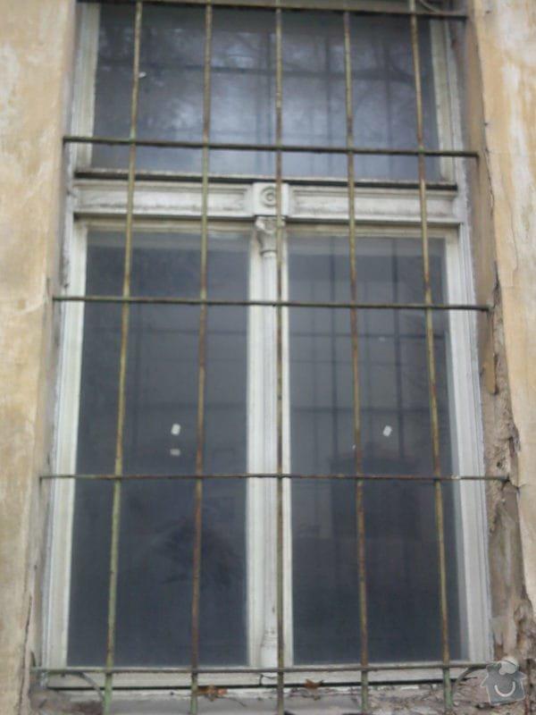 Repasování dřevěných oken: DSC01549