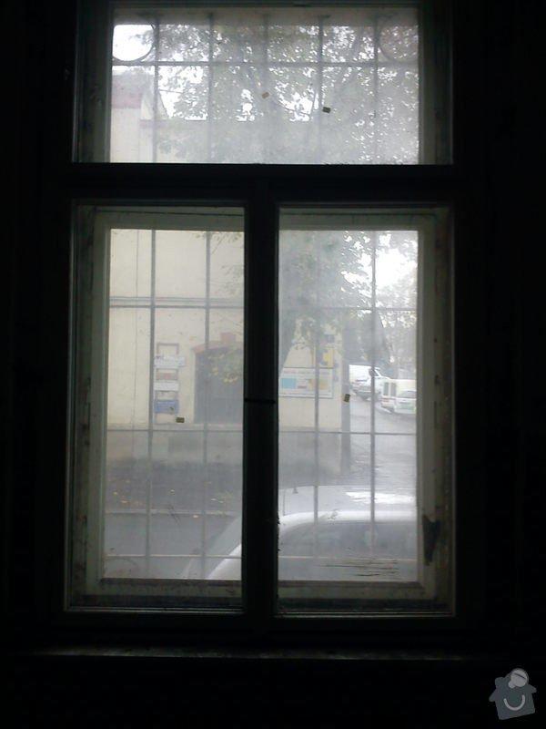 Repasování dřevěných oken: DSC01551