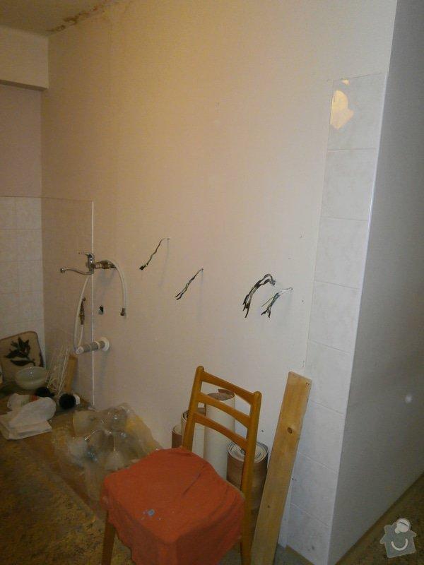 Kuchyň na míru, rekonstrukce zdi: PB070124