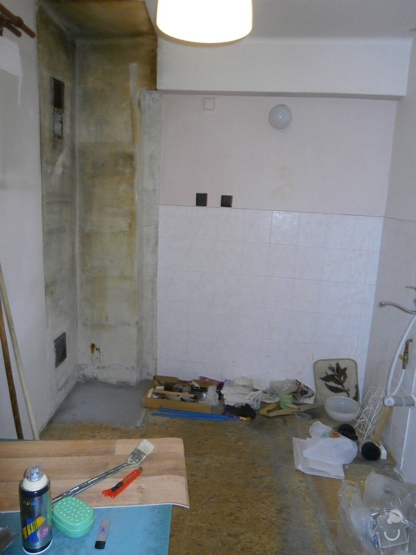 Kuchyň na míru, rekonstrukce zdi: PB070125
