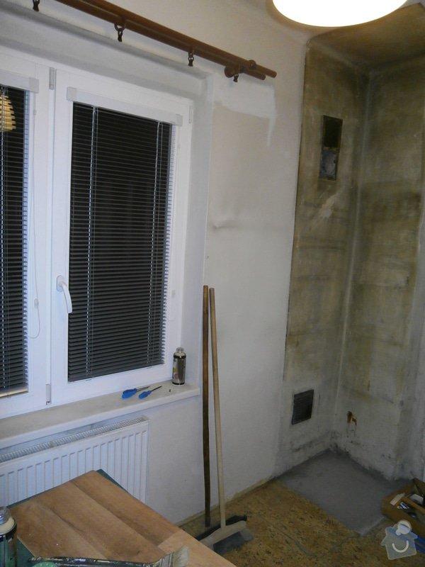 Kuchyň na míru, rekonstrukce zdi: PB070126