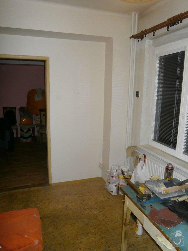 Kuchyň na míru, rekonstrukce zdi: PB070127