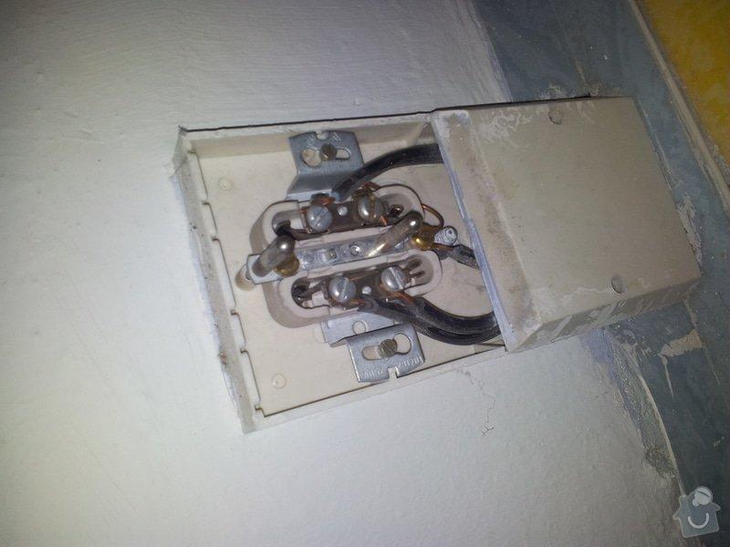 Elektroinstalace v panelakovem byte 3+1: 20130910_162647