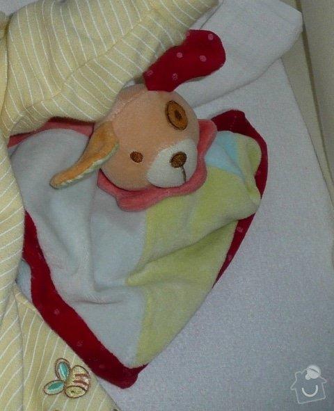 Textilní hračku: P1100710
