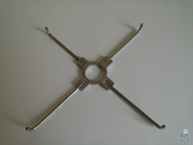 Nerez konstrukce pro závěsné svítidlo: WP_000316
