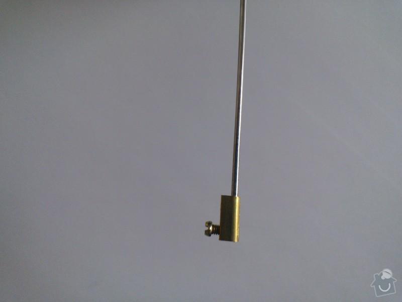Nerez konstrukce pro závěsné svítidlo: WP_000329