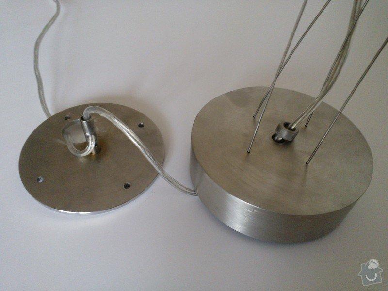 Nerez konstrukce pro závěsné svítidlo: WP_000336