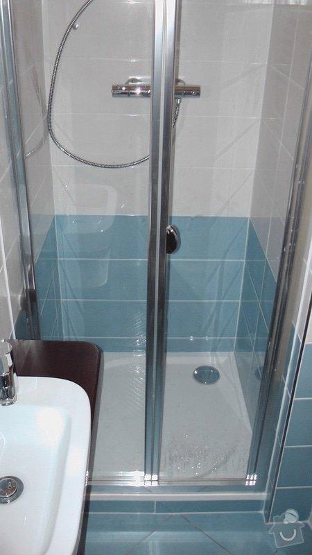 Kompletní rekonstrukce koupelny a toalety: 192-02