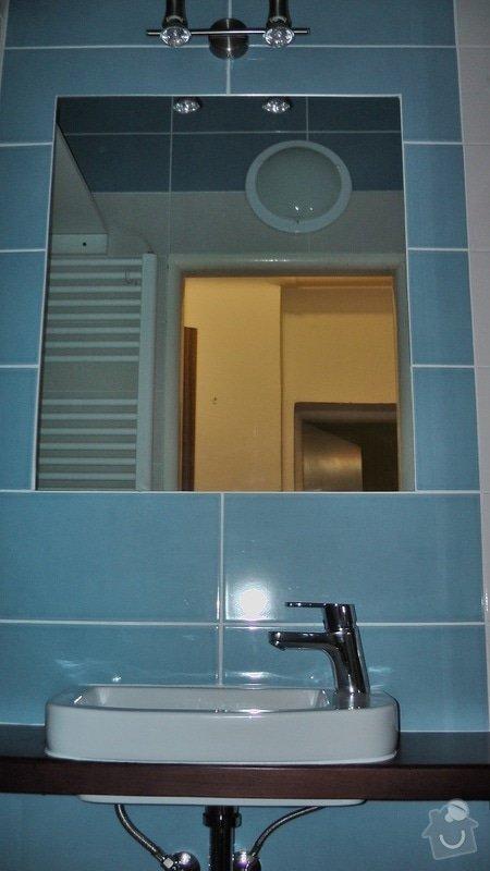Kompletní rekonstrukce koupelny a toalety: 192-05
