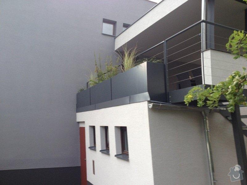 Zajištění zámečnických komponentů a jejich montáž při zastřešení terasy: Photo_20.09.13_16_06_43