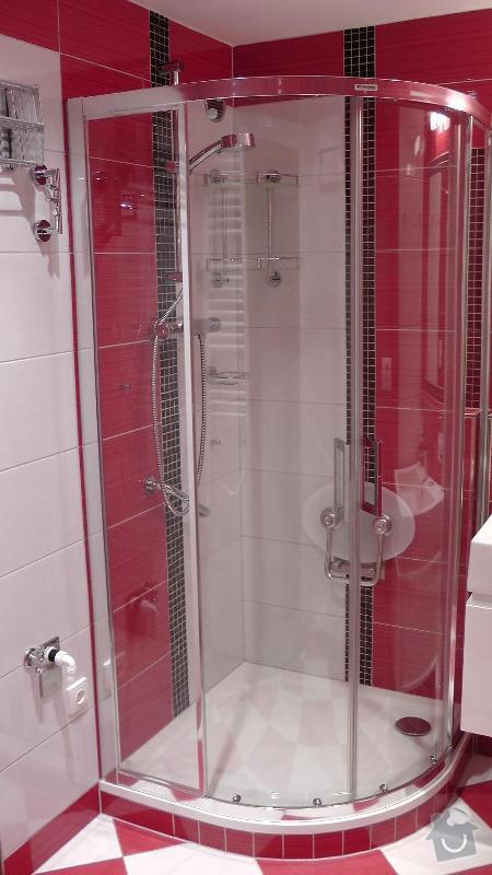 Kompletní rekonstrukce koupelny a toalety dle požadavku: S1840001