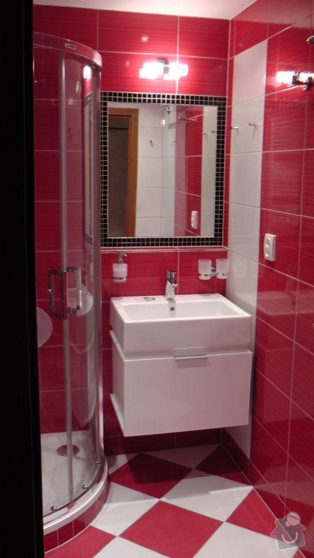 Kompletní rekonstrukce koupelny a toalety dle požadavku: S1840002