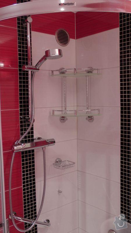 Kompletní rekonstrukce koupelny a toalety dle požadavku: S1840007