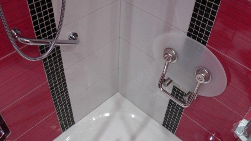 Kompletní rekonstrukce koupelny a toalety dle požadavku: S1840008