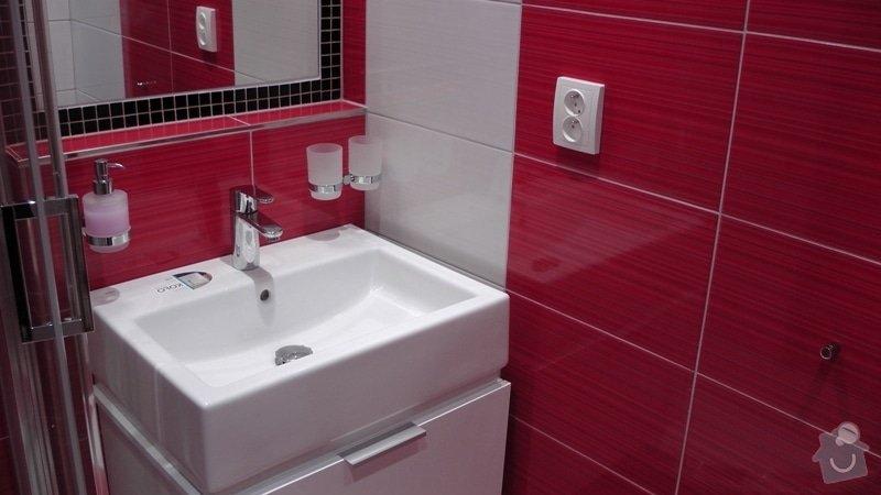Kompletní rekonstrukce koupelny a toalety dle požadavku: S1840011