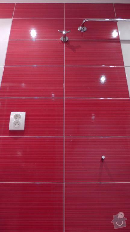 Kompletní rekonstrukce koupelny a toalety dle požadavku: S1840012