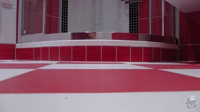 Kompletní rekonstrukce koupelny a toalety dle požadavku: S1840015