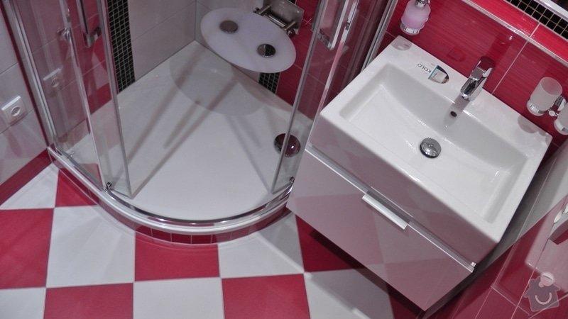 Kompletní rekonstrukce koupelny a toalety dle požadavku: S1840016