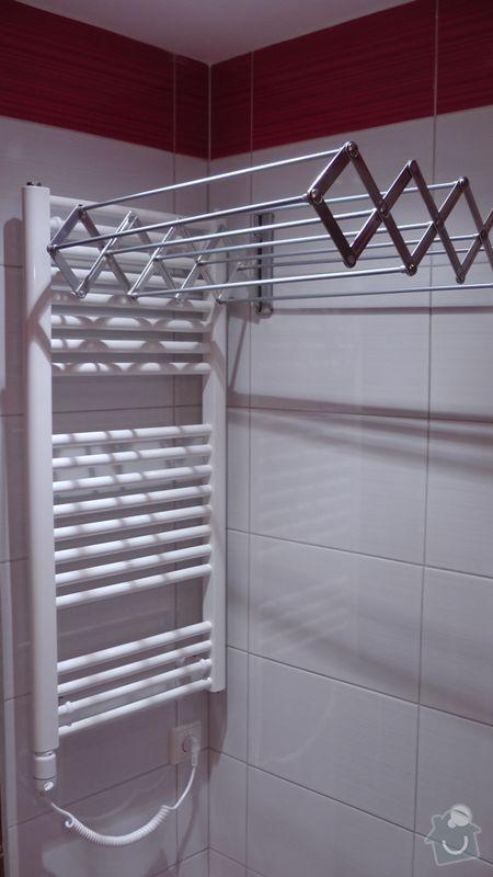 Kompletní rekonstrukce koupelny a toalety dle požadavku: S1840018