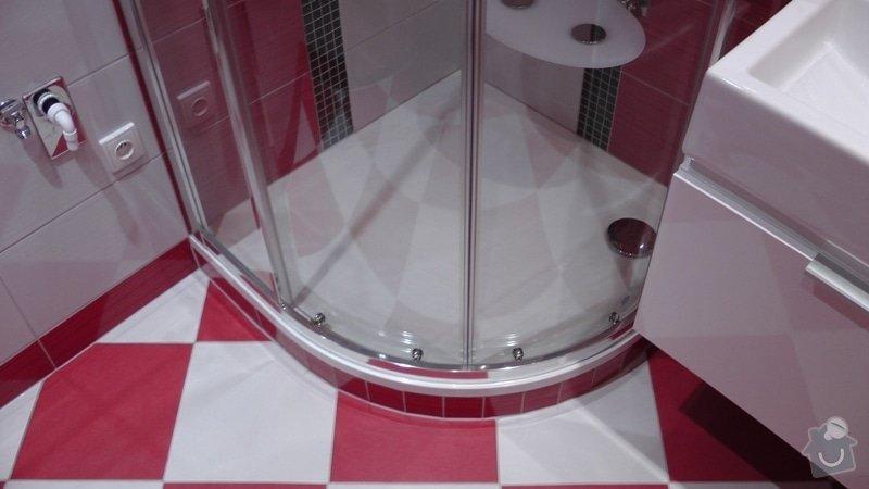 Kompletní rekonstrukce koupelny a toalety dle požadavku: S1840019