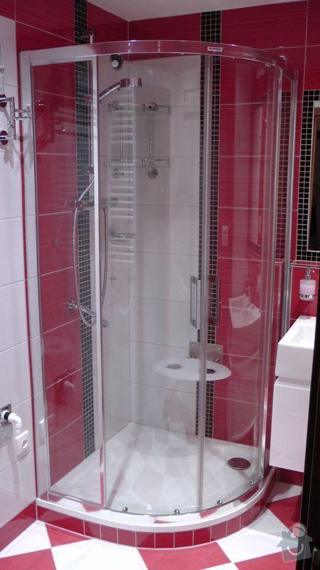 Kompletní rekonstrukce koupelny a toalety dle požadavku: S1840021