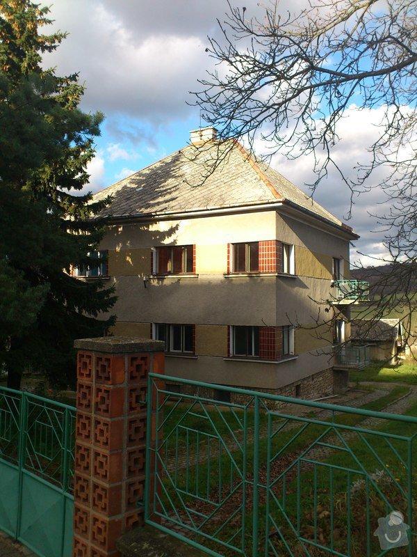 Rekonstrukce střechy: 1576
