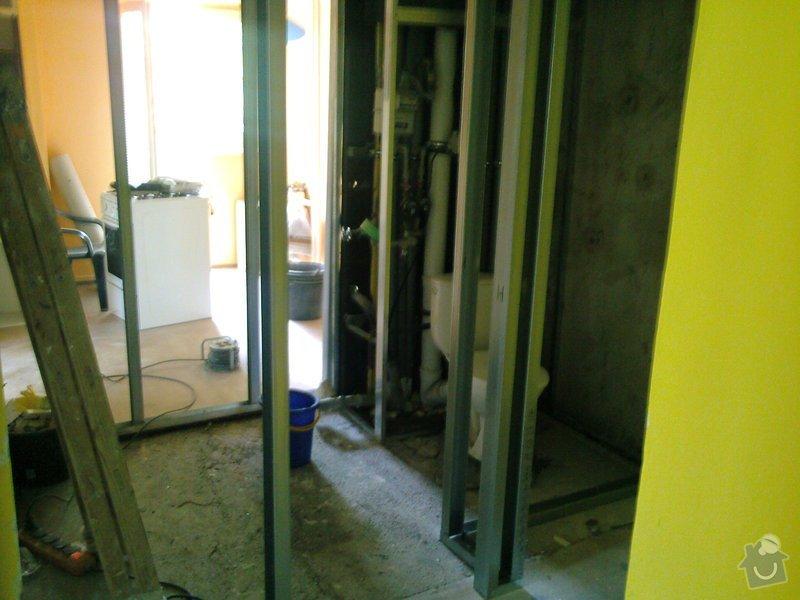Rekonstru  bytového umakartového jádra a pod.: Fotografie-0042