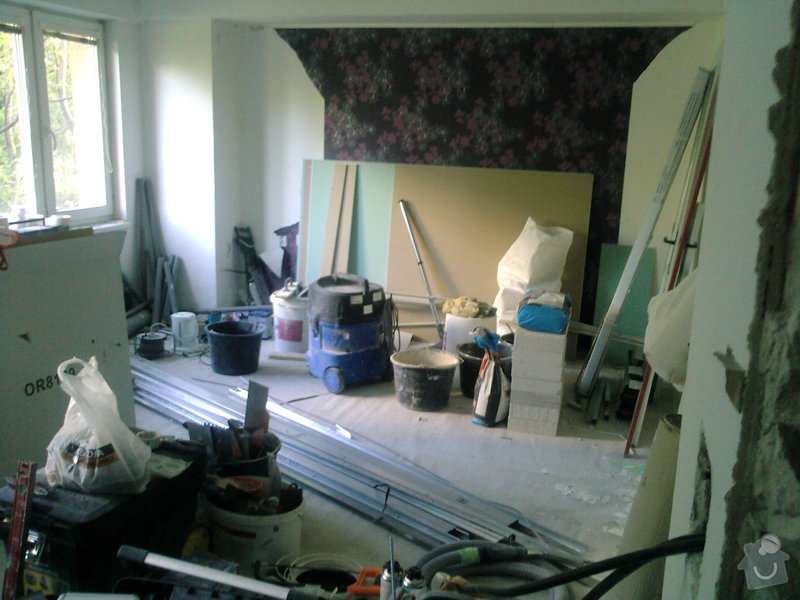 Rekonstru  bytového umakartového jádra a pod.: Fotografie-0048
