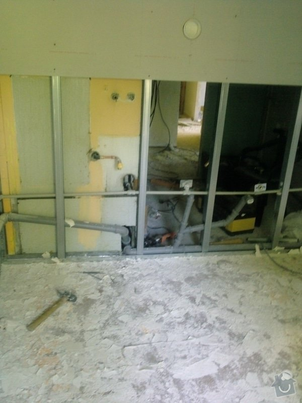 Rekonstru  bytového umakartového jádra a pod.: Fotografie-0050