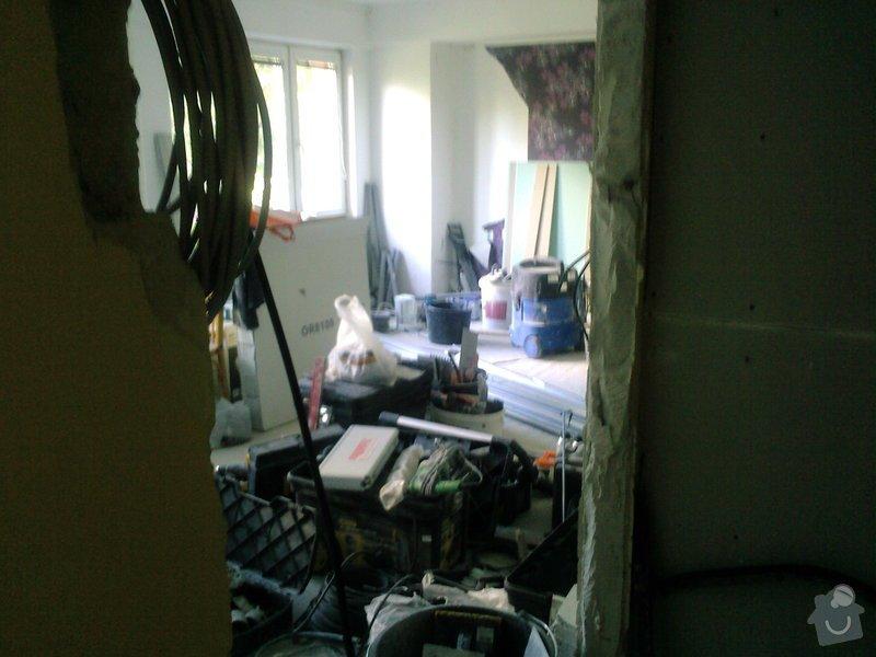 Rekonstru  bytového umakartového jádra a pod.: Fotografie-0062