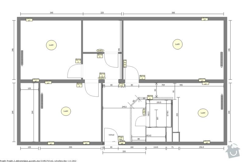 Elektroinstalace v panelakovem byte 3+1: Elektroinstalace_puvodni