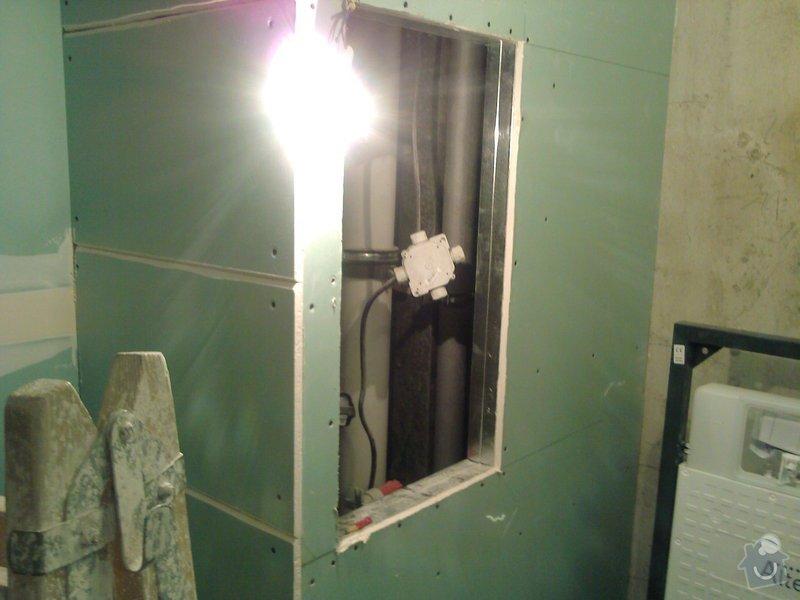 Rekonstru  bytového umakartového jádra a pod.: Fotografie-0065