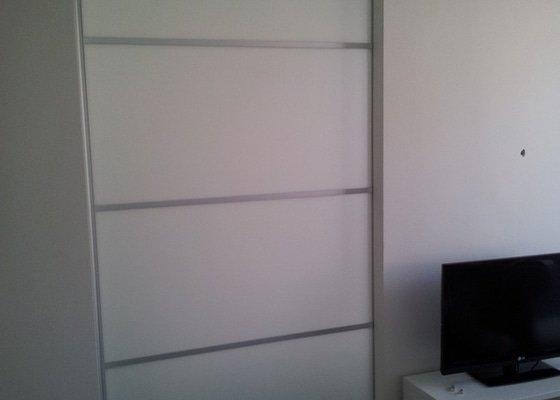 Dělící stěna, přepažení místnosti