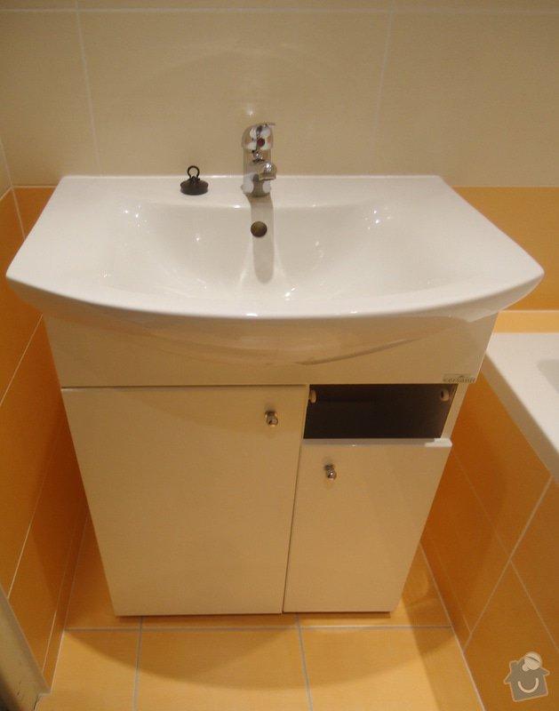 Rekonstrukci WC a koupelny: 05