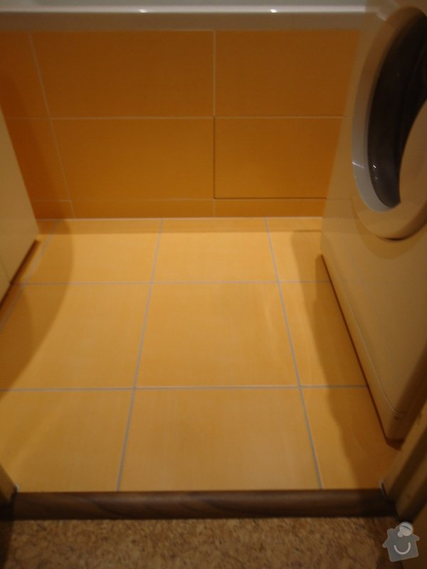 Rekonstrukci WC a koupelny: 06