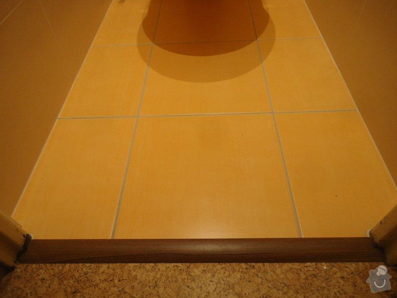 Rekonstrukci WC a koupelny: 09