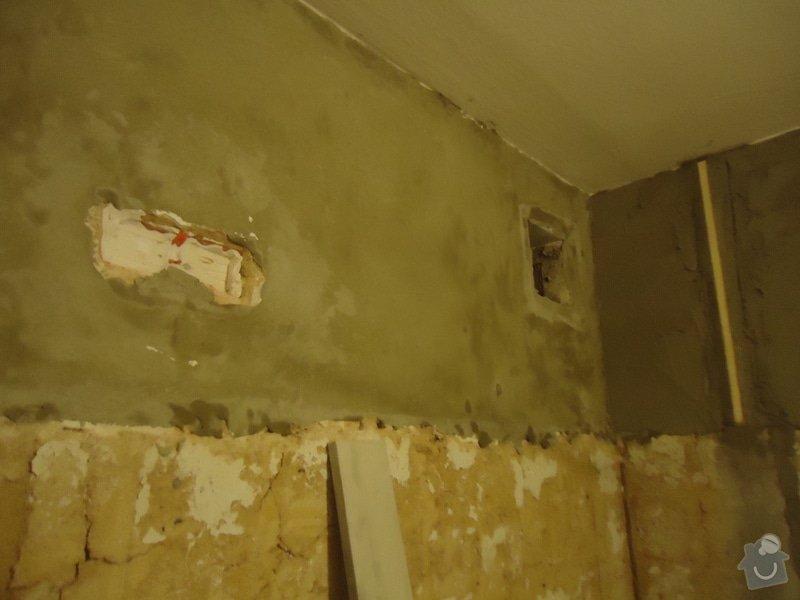 Rekonstrukci WC a koupelny: 20