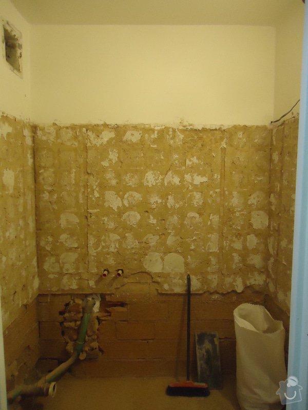 Rekonstrukci WC a koupelny: 22
