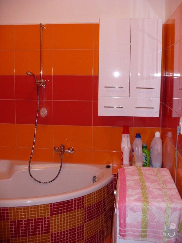 Rekonstrukce koupelny, wc, šatny,pokládka podlahy,malba: 19