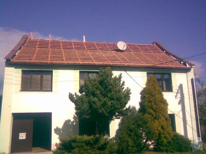 Renovace střechy na RD: Obraz021